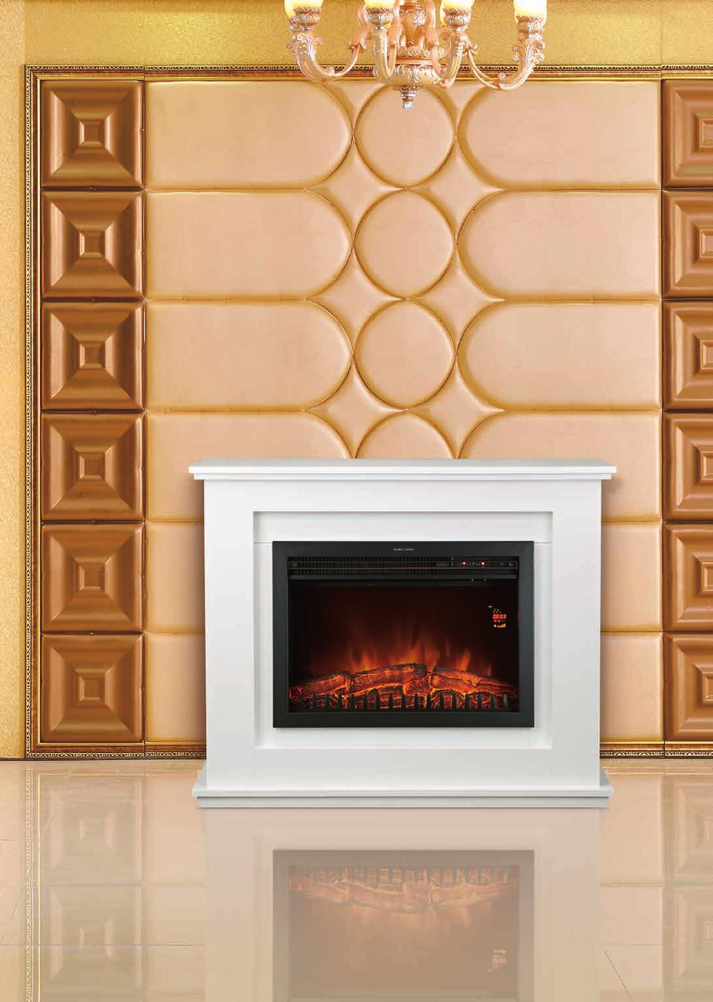 EF461L-E Inset fire style EF461 Inset fire style 675x270x525mm 610x205x442mm 11.3/12.