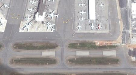 OF ADJUSMENT IN TAXIWAY A AND G TWY A WORK