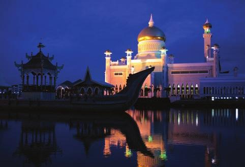 BRUNEI BRUNEI By S Puvaneswary Brunei Tourism is not aiming for volume but welltravelled tourists looking for fresh experiences in a new destination in South-east Asia.
