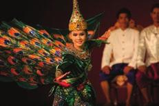 CAMBODIA q Plae Pakaa by Cambodian Living Arts chanting. The final day is the most important.