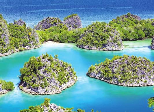 Its neighbour, Flores Island, is also increasingly being noted by international travellers for its culture, underwater world, and lush nature.