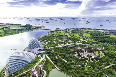 SINGAPORE SINGAPORE By Paige Lee Pei Qi Singapore s tourism industry is sharpening its leisure and business event offerings in pursuit of quality growth and to differentiate itself amid stiff