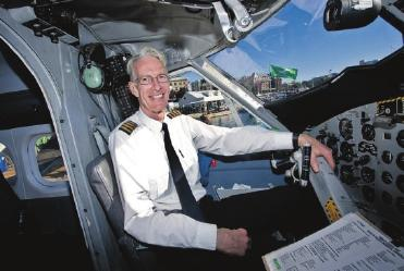 "started as a teenager. Devlin spurned the idea of flying for the big airlines because he's always preferred to be ""hands-on"" with the operation."