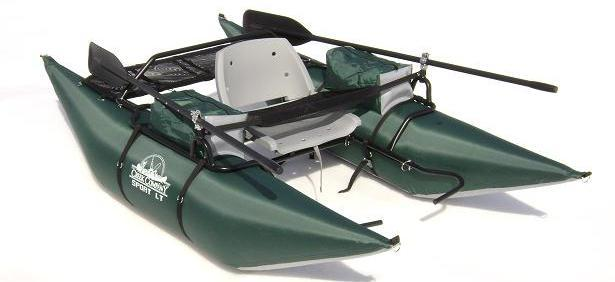 ODC Sport LT Back in Stock! The ODC Sport LT is an update on our best-selling 8 foot pontoon boat.