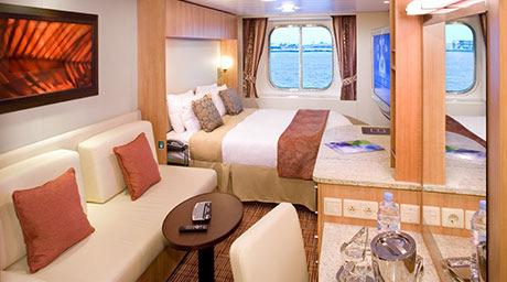 can expire anytime until Deposited) 12 Night Cruise Choose your Stateroom:- Inside Stateroom