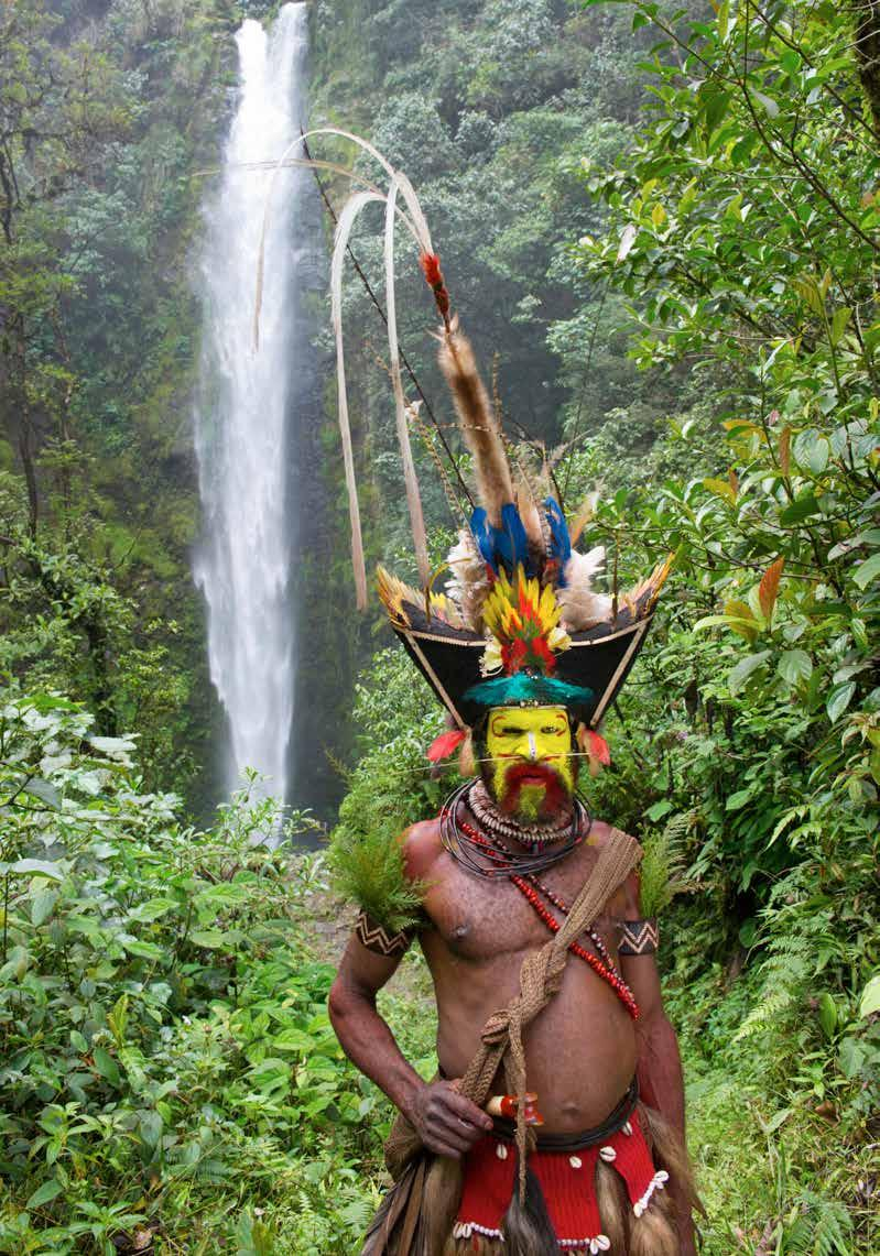 BOOK BEFORE 31 DECEMBER 2013 AND SAVE 800 PER couple Legends of Papua New Guinea An expedition cruise from Papua New