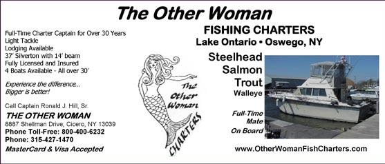 Please Contact Wally or Cheryl catchfish@catfishcreek.com or www.catfishcreek.com Sterling, New York The Pulaski / Eastern Shore Chamber of Commerce Welcomes you!