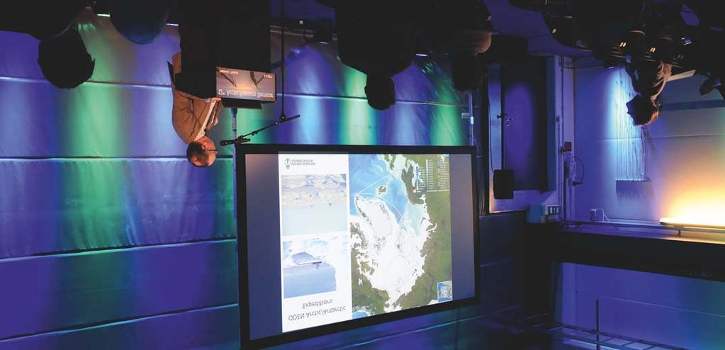 Photo: PIRIOU Shipyard 12th Arctic Passion Seminar in Helsinki Aker Arctic's annual customer seminar gathered nearly one hundred Arctic specialists and other professionals from the shipping,