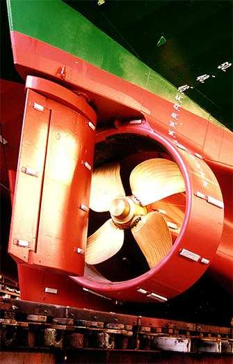 Propulsion services We provide complete propulsion systems services globally covering both Wärtsilä and other