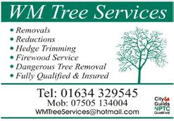 All Aspects of Tree Surgery Seasoned Logs & Woodchip Supplied Hedge