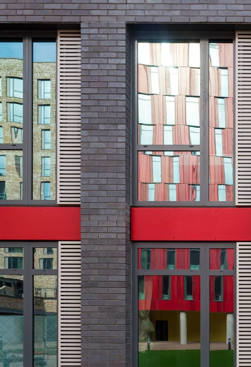 Stapleton House, a 40m nine storey student accommodation development for the Unite Group in Islington,