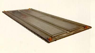 ISO M6 format 6 metre Air Cargo Pallet.