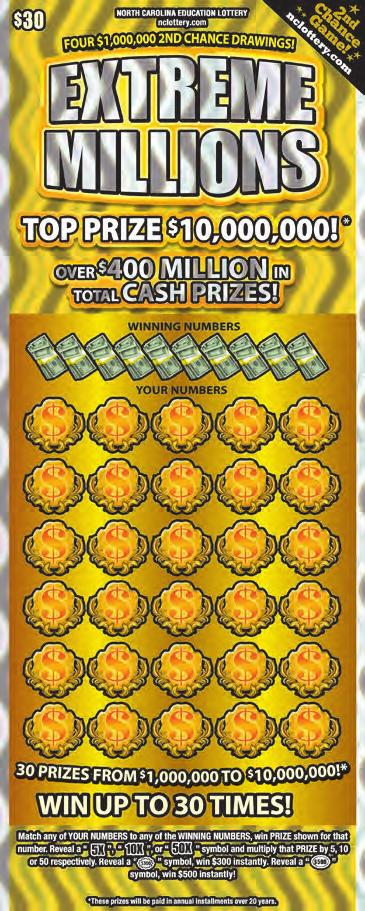 10 won playing draw games 1 Cash 5 Winner 2 Mega Millions Winners 5 Powerball Winners 2 Lucky For Life