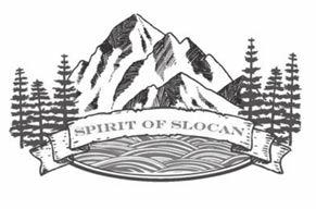 8 by Barbara Curry Mulcahy When the Spirit of Slocan Committee s request to remove cedar trees and stumps from the northwest corner of the Wellness Center property at the cenotaph was once more