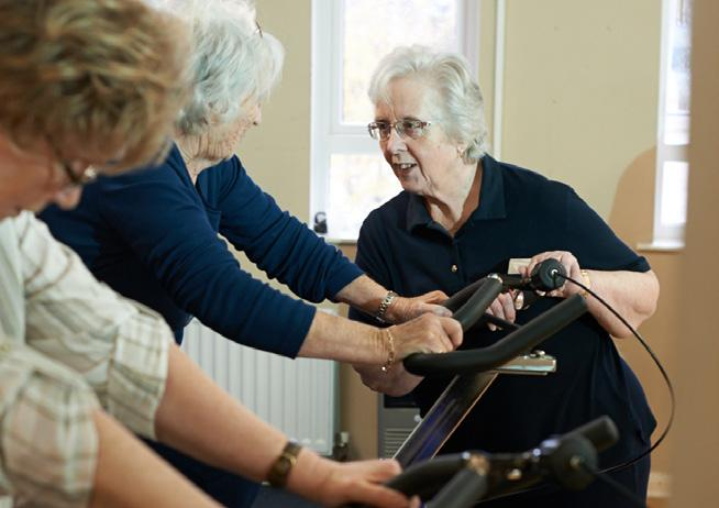 18 18 Barnsley Barnsley Long Term Exercise Heart Call Steve on 0122 670 0148 116A Midland Road, Royston, Barnsley, South Yorkshire, S71 4QT 19 The group meet for exercise sessions on Mondays and