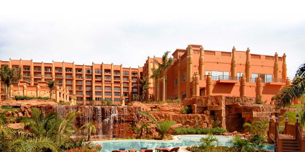 22 23 Conference Venue: Kampala Serena Hotel is the venue for the 4th WCO AEO Global conference in Uganda.