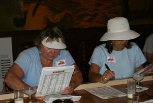 SCRABBLE SCRAMBLE bar. When our Tile Stop closed EVENT - JEANNE GEORGE we headed to Poor Red s.