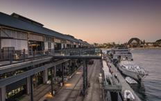 Take in the stunning location and Harbour Bridge views from the private outdoor decking area.