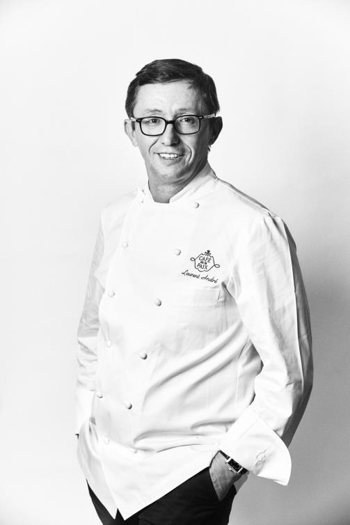 Originally from the Jura region in the east of France, he began his career with the renowned chef Alain Chapel in nearby Mionnay, in the Ain department.