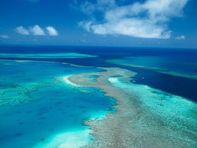 Island Luxury Visit the islands of the Great Barrier Reef.