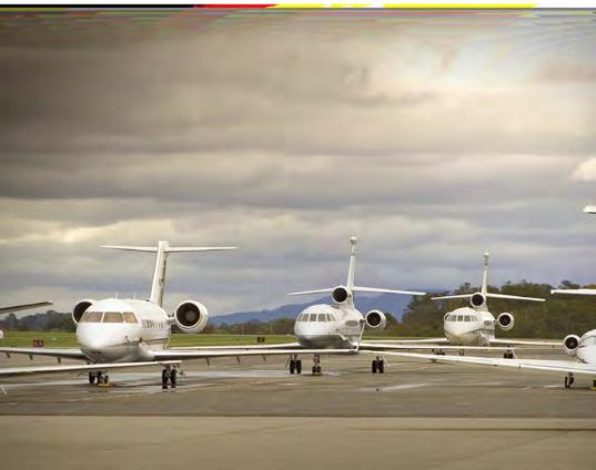 An Ideal Solution could be a Combination of Options Private aviation provides tremendous value and offers multifaceted features; especially when addressing specific individual and corporate needs.