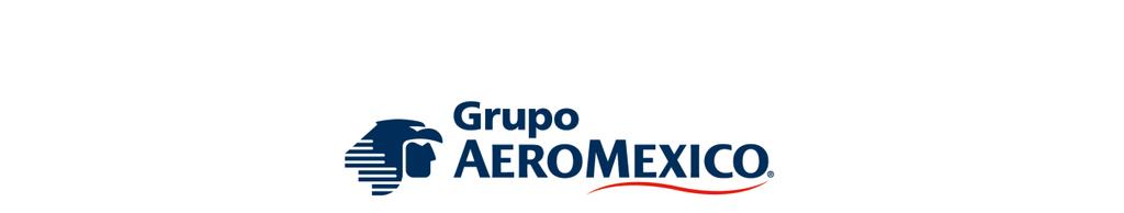 KEY FINANCIAL HIGHLIGHTS FOR THE FIRST QUARTER 2014 Grupo Aeromexico reported total revenues of $9.777 billion pesos; a 6.6% year-on-year increase.