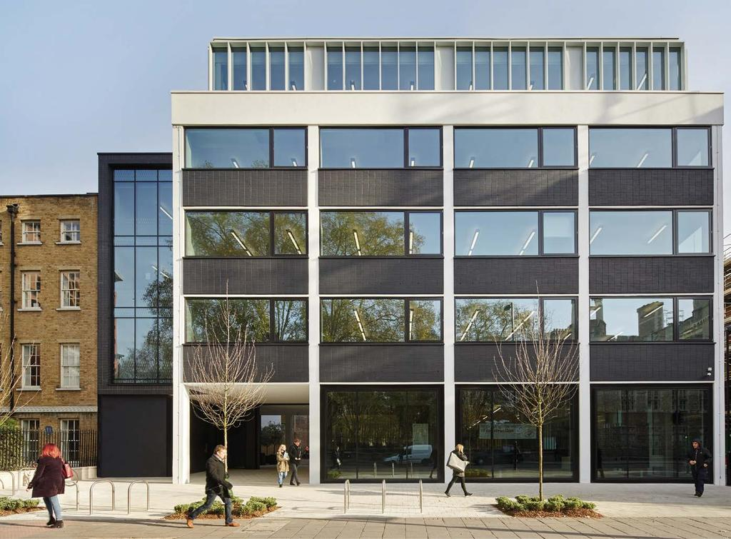 C SPACE, EC1 61,973 sq ft offices Purchased June 2013-17.
