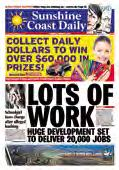 readers every week, and reach 64% of workers/ job seekers within a regional footprint that spans to Coffs Harbour **.
