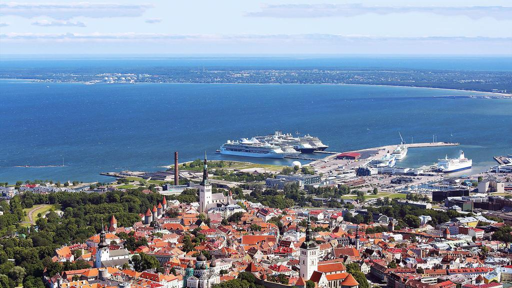 Tallinn The highlight of Baltic cruise UNESCO World