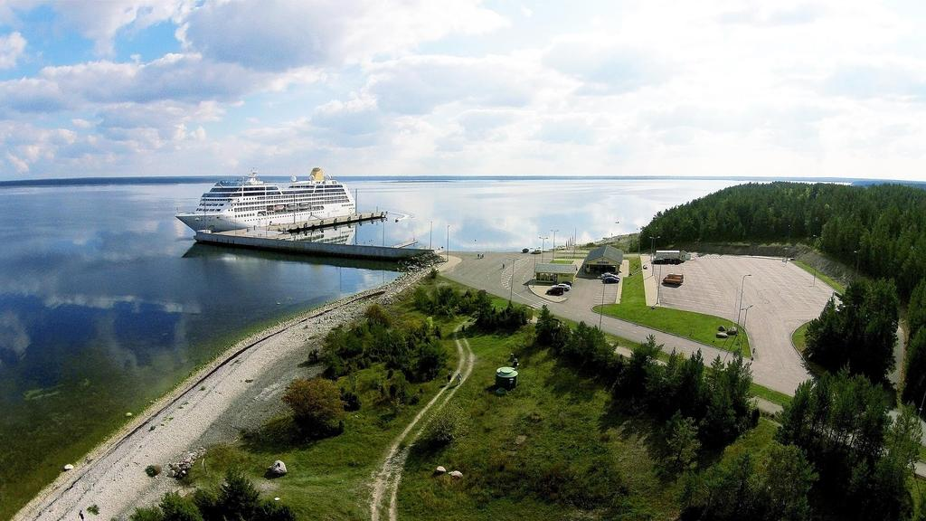 SAAREMAA HARBOUR Enjoy the most beautiful and purest nature on the Baltic Sea!