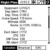 IFR Operations CoPilot has a number of features to facilitate IFR flight planning. Multiple legs of a route may actually be a part of a single airway.