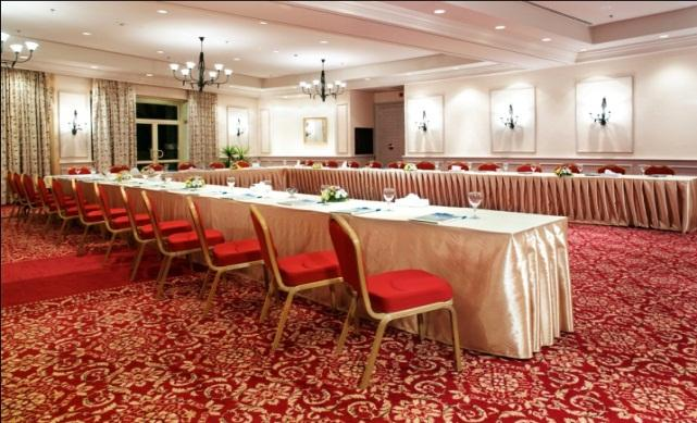 Meeting Facilities Largest meeting room is Taba Ballroom with maximum capacity of 180 persons Al Wadi and Al Waha are the smaller meeting rooms accommodating up to 60 persons All meeting rooms have