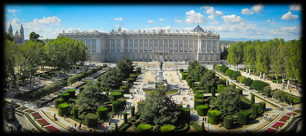 MADRID The Retiro Park and its fountains, the Prado boulevard and its museums, the Old Madrid and its churches and alleys, the Royal Palace area and the Cathedral, the Gran Via boulevard and the