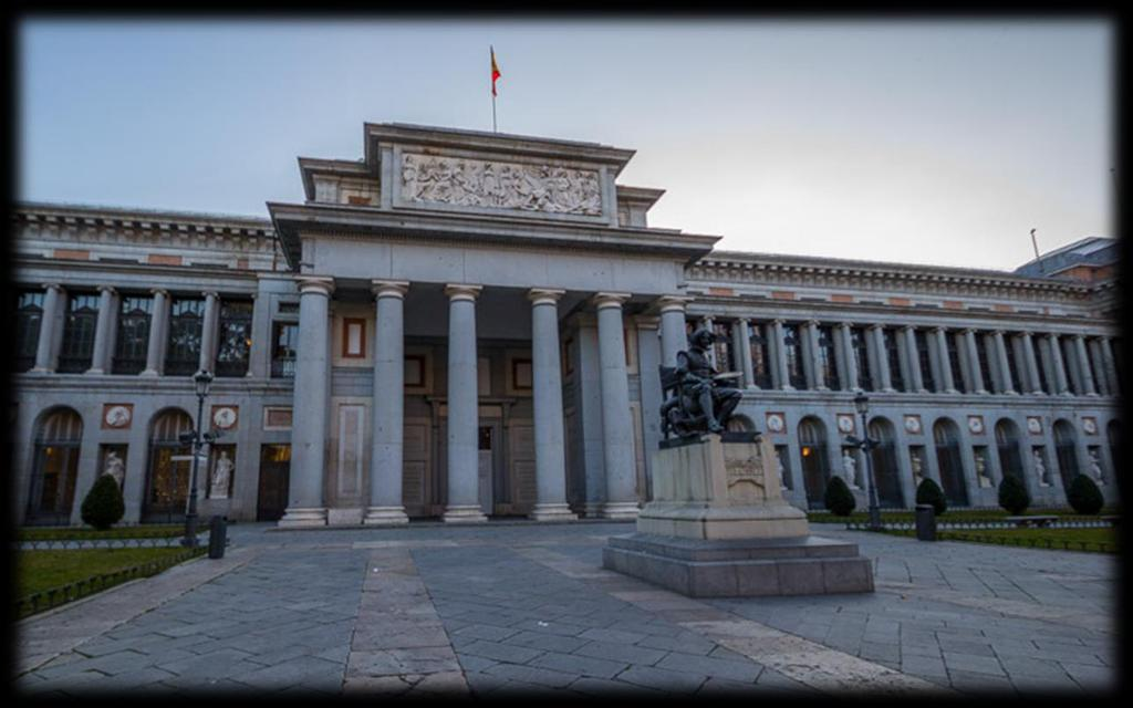 MADRID PRADO MUSEUM 2h 135 The Prado Museum is one of the greatest art museums in the world.