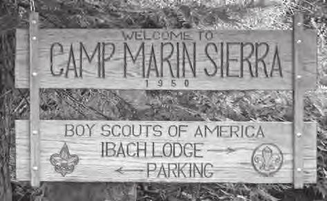 Badge Program 4 Older Scout Programs 4 Campwide Activities 4 Adult Programs 4 Map of Marin Sierra 5 Program Areas 7 Trail to First Class 7 Scheduled Sessions 7 2017 General Program Schedule 8 Drop-In