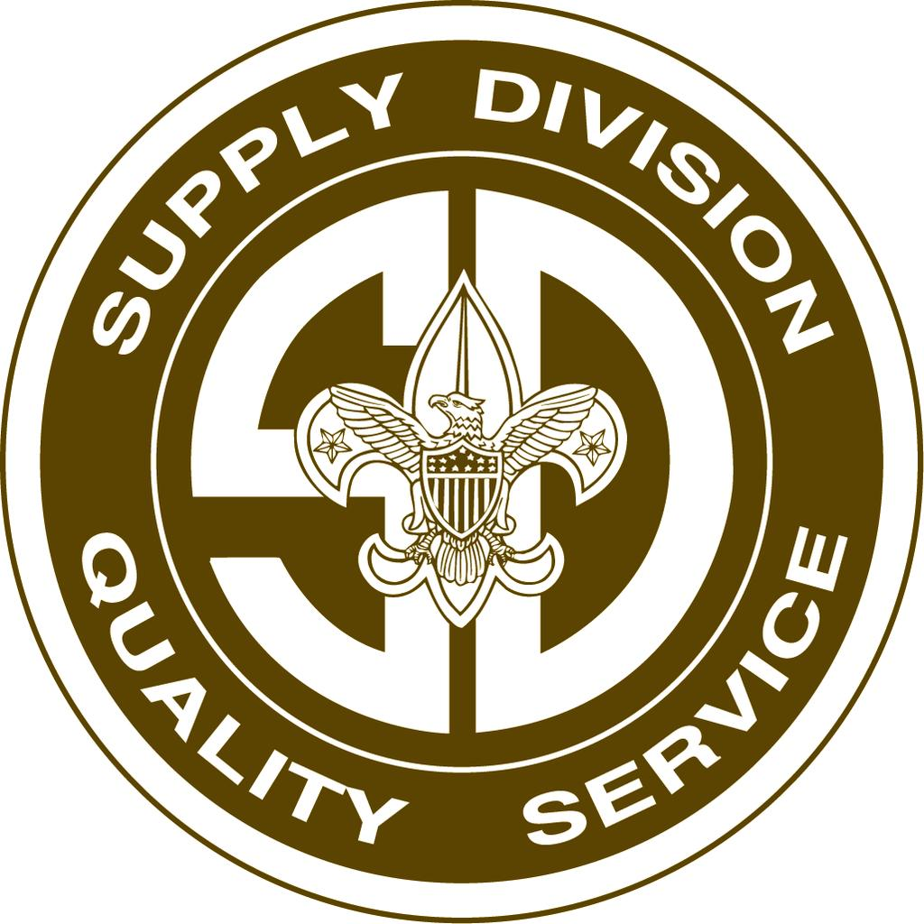 Supply Division Helps Throughout this manual, references are made to equipment needs, resale merchandise for trading posts, program aids, and promotional items such as T-shirts, embroidered emblems,