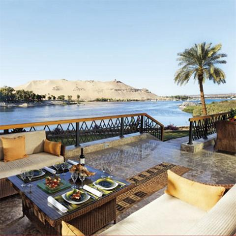 710 EGP Sofitel KARNAK Luxor hotel (Luxor) 5* Three nights four days per person in double room. On bed and breakfast Basis.