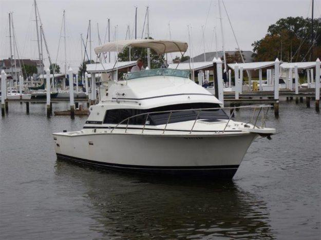 (20 MPH) Location: United States Our experienced yacht broker, Andrey Shestakov, will help you choose and buy a yacht that best suits your needs Pescara BERTRAM from our catalogue.