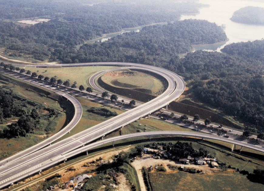 Industry Outlook Expressways & Roads North-South Expressway Singapore s 11 th expressway that will span 21 km To link Woodlands and Yishun to East Coast Parkway Estimated total cost of $7 billion to