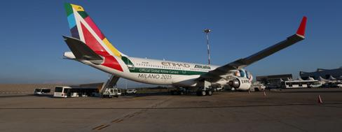 NEWS UPDATE Major Alitalia codeshare expansion The new Alitalia commenced operations on 1 January 2015, following the approval of a major new investment plan by Etihad Airways and Alitalia s existing