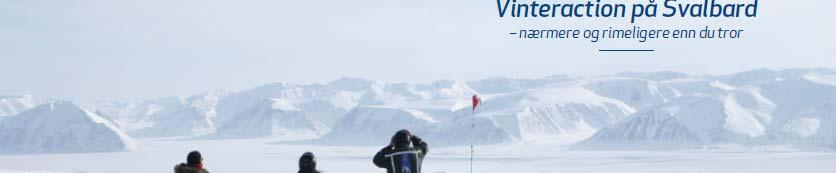Improved results from Spitsbergen in
