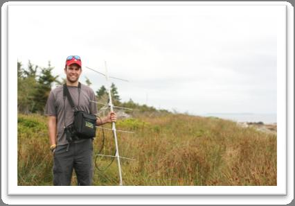 Towards this goal the Nature Trust, with the cooperation and support of Acadia, undertook a historical compilation of past activities and ecological surveys of Bon Portage Island.