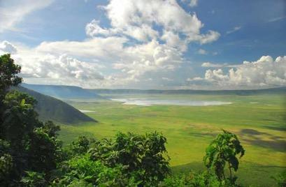 DAY SIX: Ngorongoro Serena Safari Lodge After breakfast, embark on a vehicle to go down the