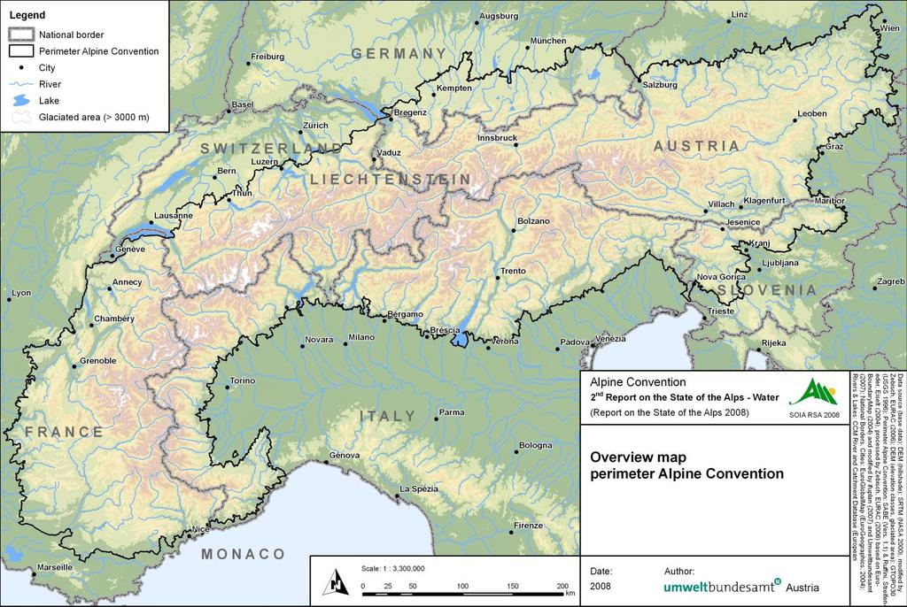 Transboundary rivers and