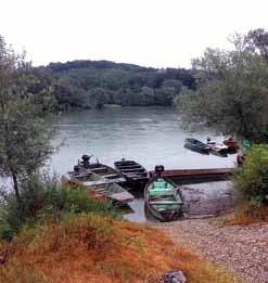 02 Drava River pilot area, Croatia Size: 33 km 2 Stakeholder agreement on future regional development 2gether with & 4 Rivers!