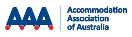 2014/15 Pre-Budget Submission Accommodation Association of Australia Accommodation Association