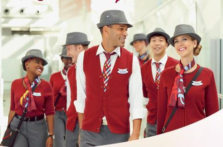 BENEFITS OF AIR CANADA ROUGE Air Canada Rouge is enhancing margins in existing leisure markets and pursuing new opportunities in international leisure markets made viable by its competitive cost