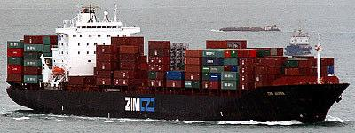 Japan was carrying 1,682 containers and all the boxes that fell overboard were 40-ft containers. The ship was on its way from Shanghai to Busan.