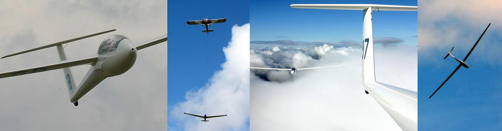ONE DAY GLIDING COURSES ven if you ve never flown in a glider before, our one