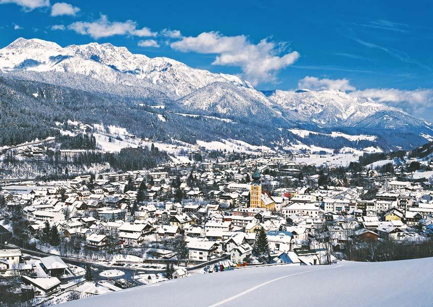 Resort Information Schladming, Styria Easy access to Salzburg Schladming is a beautiful historic mining town situated in the Styrian province of Austria.